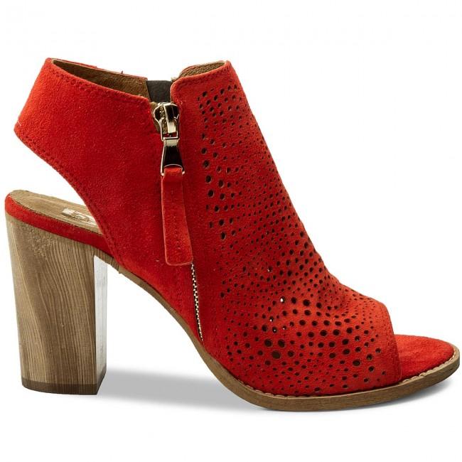 Sandalen NESSI - 18351 Czerwony 19 ke2fLyqMy