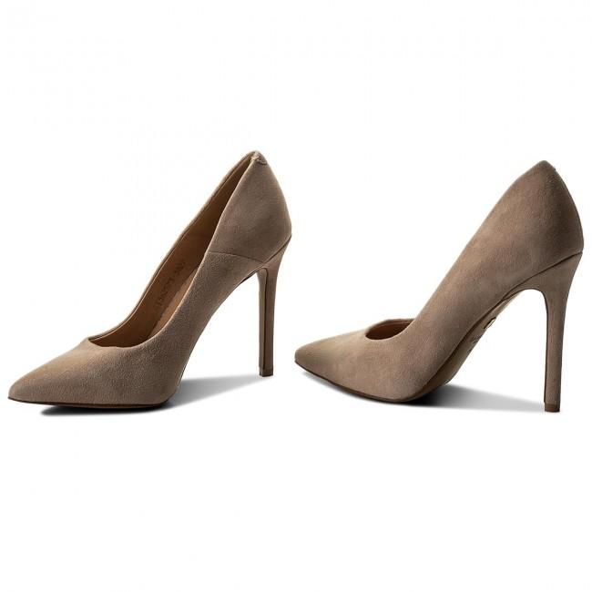 Stilettos BADURA - 2573-69 Beż 1465