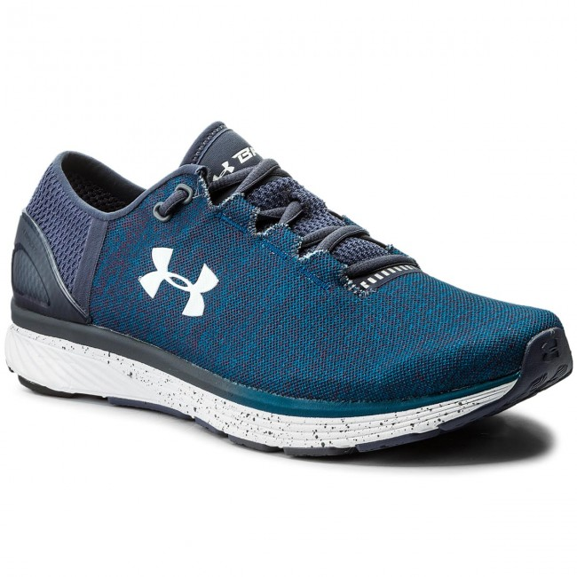 Shoes UNDER ARMOUR - Ua Charged Bandit 3 1295725-953 Byu/Apg/Wht