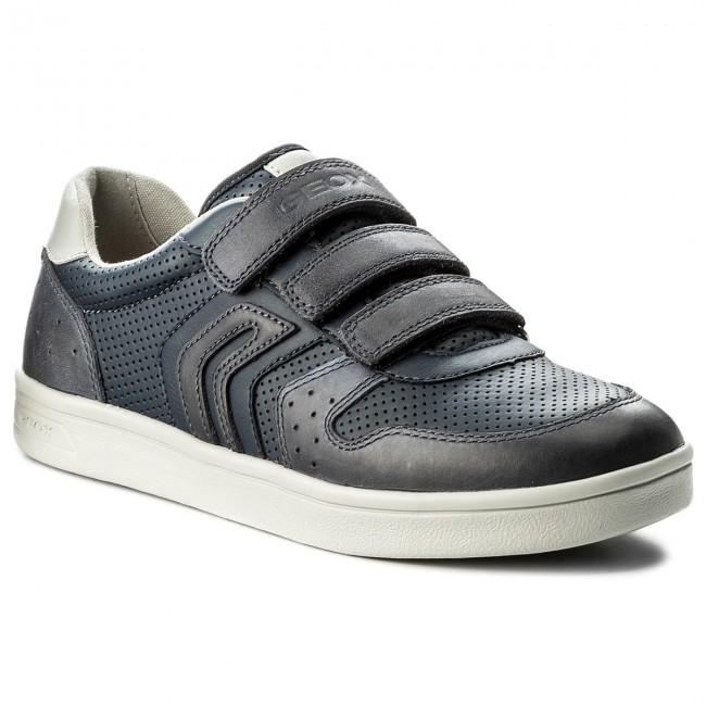 Velcro 0BCCL Shoes J Djrock Low B Navy C4002 B J825VB D GEOX YYHqwrv