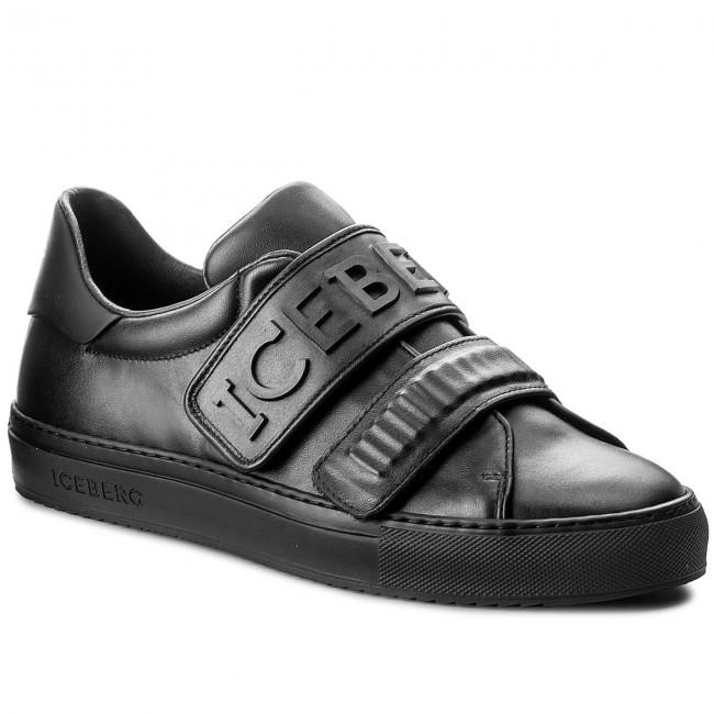 Sneakers Iceberg - Kobe I 18eiu815a Nero