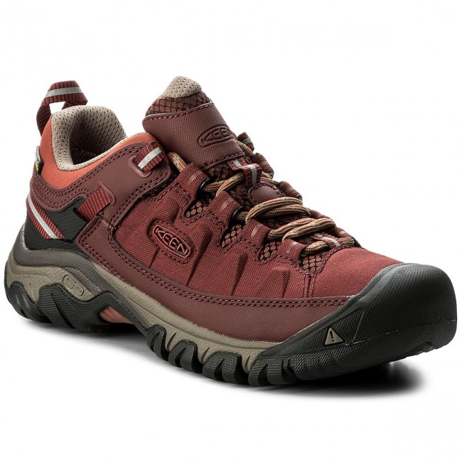 a477fb4f5c Trekker Boots KEEN - Targhee Exp Wp 1017747 Syrah/Tandori Spice ...