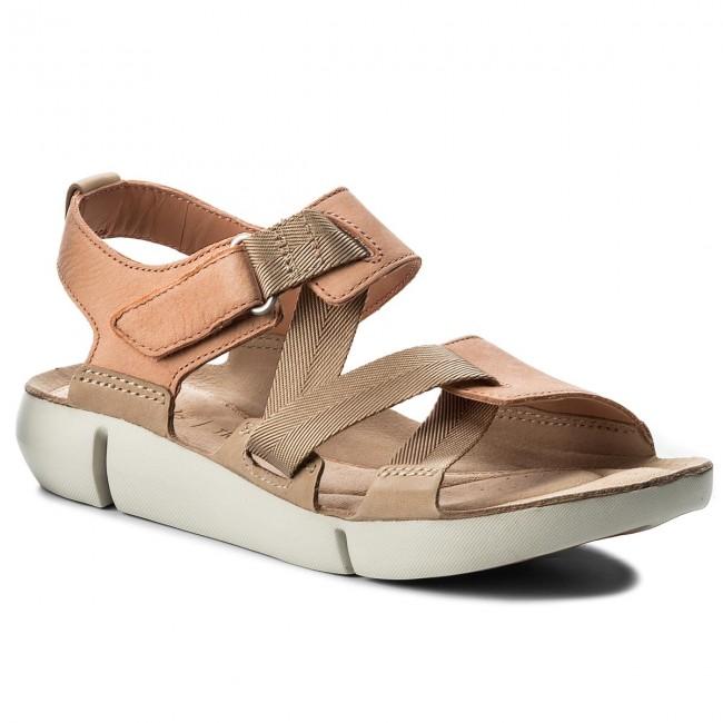 a4fcb004d7a1 Sandals CLARKS - Tri Clover 261326584 Pink Combi - Casual sandals ...