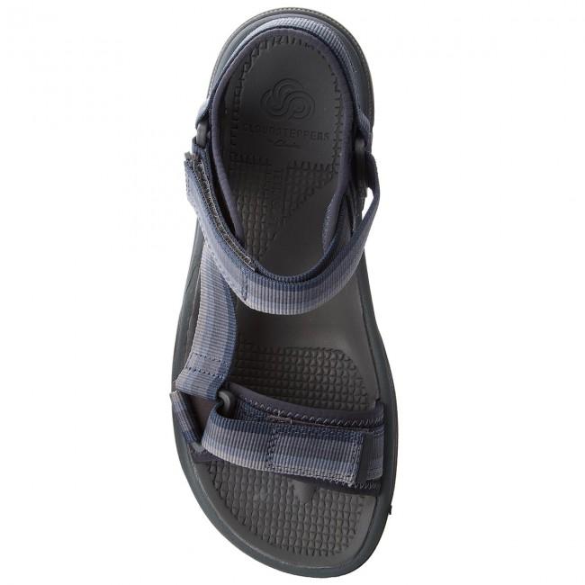 6fd7f7bc1db7f4 Sandals CLARKS - Balta Reef 261327967 Grey - Sandals - Mules and sandals - Men s  shoes - www.efootwear.eu