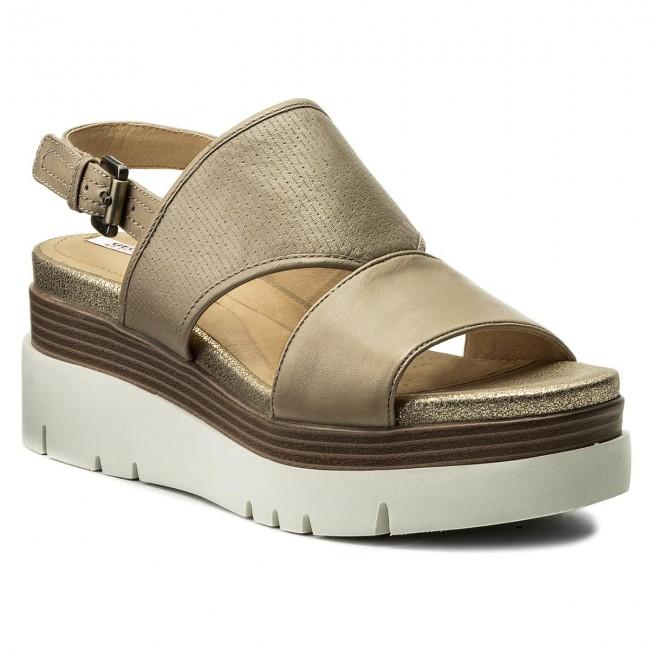 971854de2189 Sandals GEOX - D Radwa B D827UB 00044 C6738 Lt Taupe - Casual ...