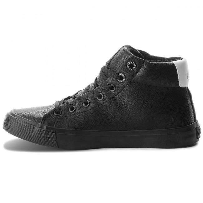 Sneakers BIG STAR - AA274006 Black tjjJAZDQj