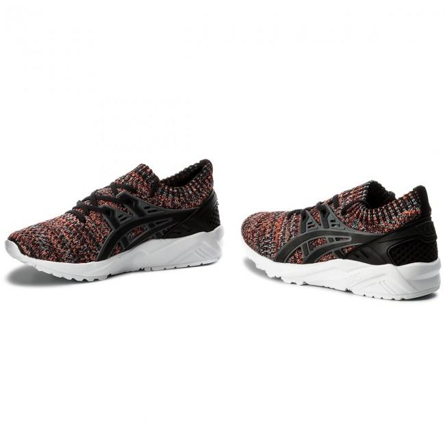 Sneakers ASICS - TIGER Gel-Kayano Trainer Knit HN7M4 Carbon/Black 9790 JA8h8yQlM