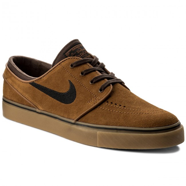 Shoes NIKE - Zoom Stefan Janoski 333824 214 Hazelnut/Black/Baroque Brown