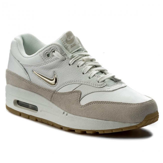 best service 3354a eb18d Shoes NIKE - Air Max 1 Premium Sc AA0512 100 Summit White Mtlc Gold Star