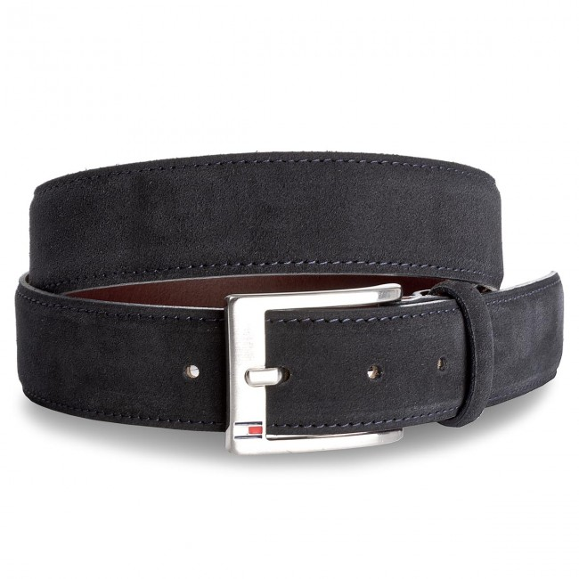 358eae72a1c Men's Belt TOMMY HILFIGER - Boston Belt 3.5 Adj AM0AM03301 85 413 ...