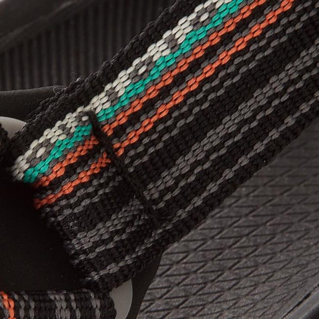 3eb040532223f Sandals TEVA - Terra Fi 4 1004486 La Manta Black - Casual sandals ...