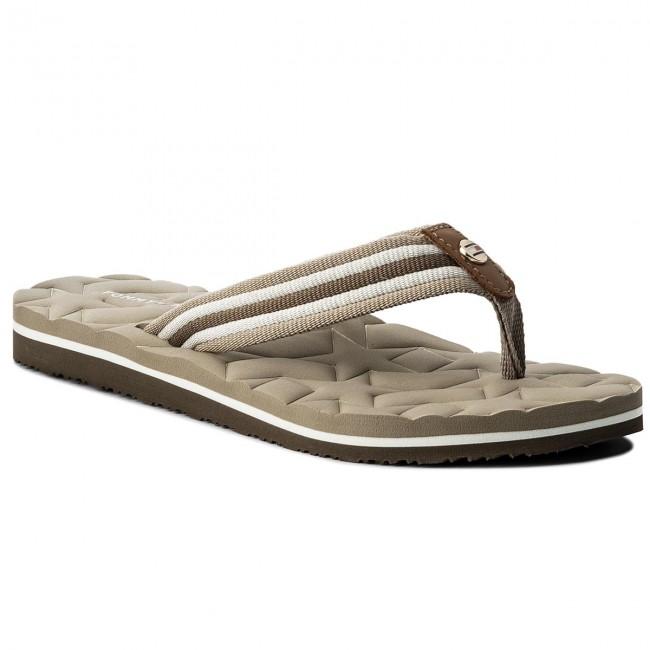 05eacf68f1ad Slides TOMMY HILFIGER - Comfort Low Beach Sandal FW0FW02368 ...