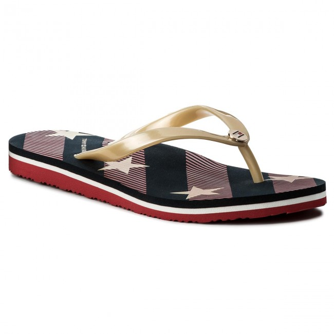 Tommy Hilfiger Star and Stripe Sliders