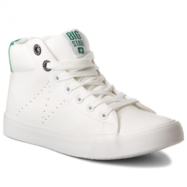 Sneakers BIG STAR - AA274003 White K8X7S