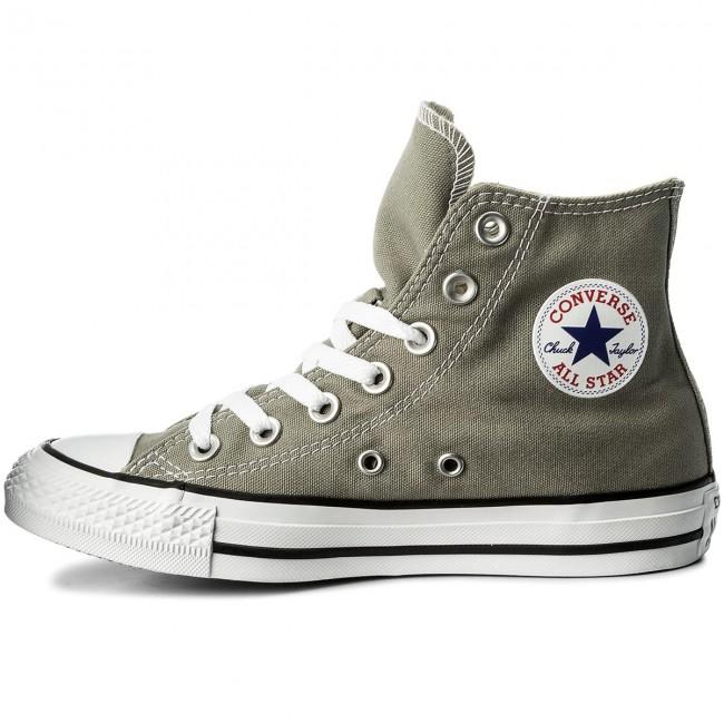 94d120605ac5 Sneakers CONVERSE - Ctas Hi 159562C Dark Stucco - Sneakers - Low shoes -  Women s shoes - www.efootwear.eu