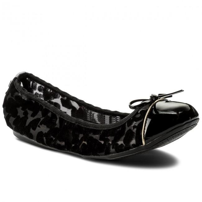 Flats BUTTERFLY TWISTS - Olivia BT21-036-100 Leopard - Ballerina ... c50325d38