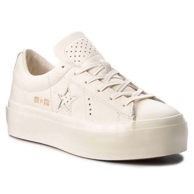 converse platform beige