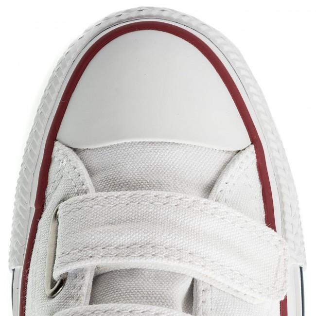 05d69899c49 Sneakers CONVERSE - Ctas 3V OX 559911C White Insignia Blue Garnet -  Plimsolls - Sports shoes - Women s shoes - www.efootwear.eu
