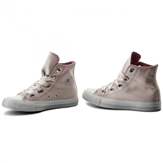 92e3127bf7fb Sneakers CONVERSE - Ctas Big Eyelets Hi 559917C Barely Rose Light  Orchid White