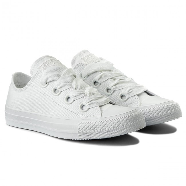 Sneakers CONVERSE Ctas Big Eyelets Ox 559927C WhiteWhite