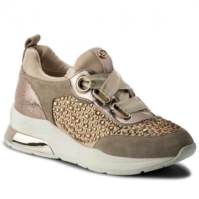 Sneakers LIU JO - Running Candice B18013 T2037 Grey 01072 Z2IIM