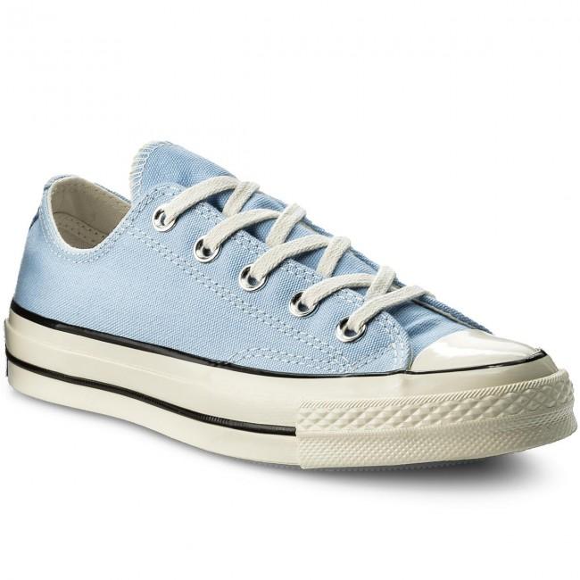 71b754e3f00a Sneakers CONVERSE - Ctas 70 Ox 159624C Blue Chill Black Egret ...