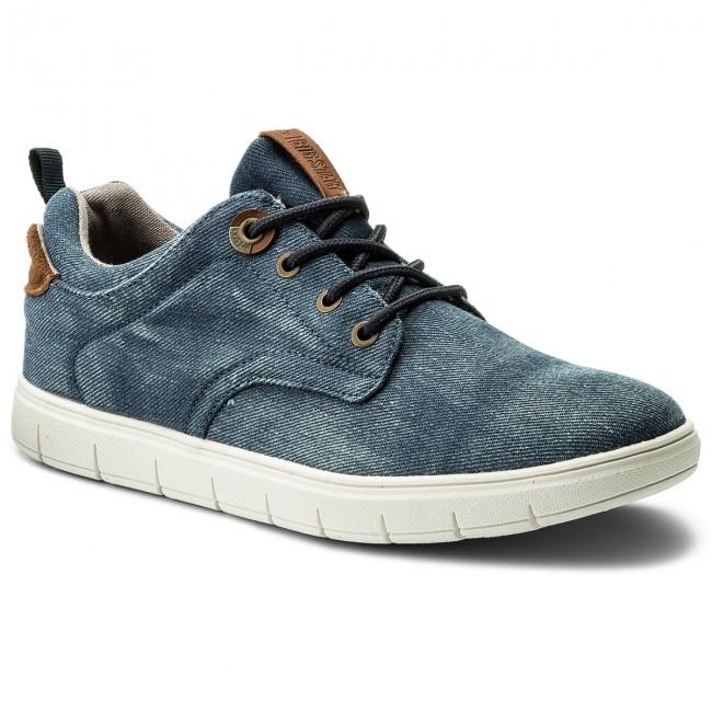 Sneakers Big Star - Aa174125 Navy CkLyJ