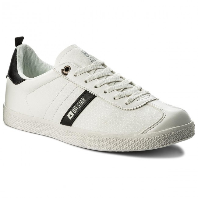 Sneakers BIG STAR - AA174132 White POrHoGCi7z