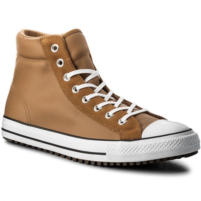 b0564f3afbf Sneakers CONVERSE - Ctas Boot Pc Hi 157494C Raw Sugar/White ...