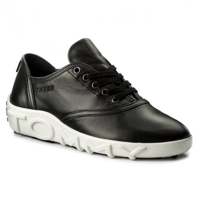 Sneakers TOMMY HILFIGER - Gigi Hadid Sneaker FW0FW02850 Black 990 tRPaK7Zz