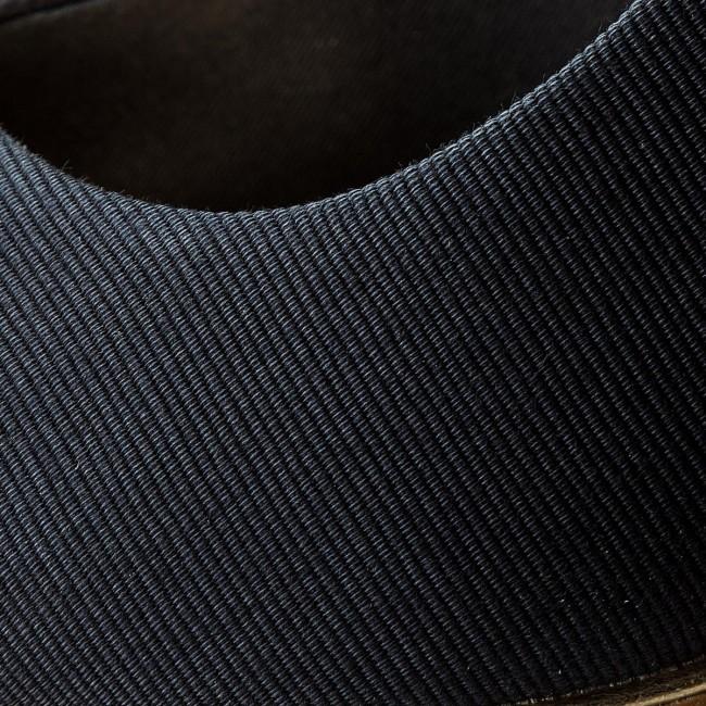 1580f5f6c0c25 Stilettos TOMMY HILFIGER - Basic Textile Pump Spring FW0FW02927 Midnight 403