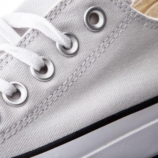 CONVERSE MouseWhiteBlack Sneakers 560686C Ctas Ox Lift 1qHdzwdBg
