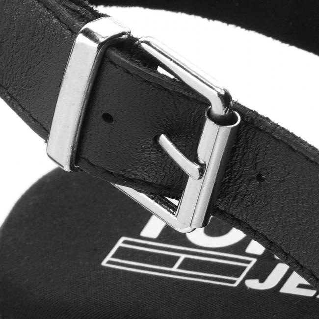 16727935956 Sandals TOMMY JEANS - Modern Hybrid Sandal Bow EN0EN00147 Black 990 ...