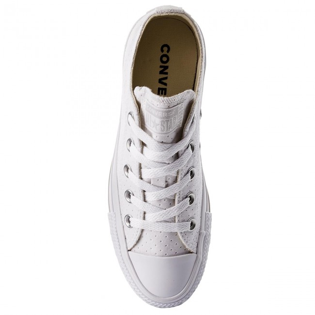 00d79a15c90482 Sneakers CONVERSE - Ctas Ox 560682C White - Sneakers - Low shoes - Women s  shoes - www.efootwear.eu