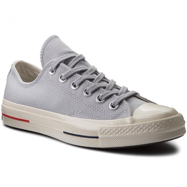 cbce8eff0a Sneakers CONVERSE - Ctas 70 Ox 160496C Wolf Grey/Navy/Gym Red ...