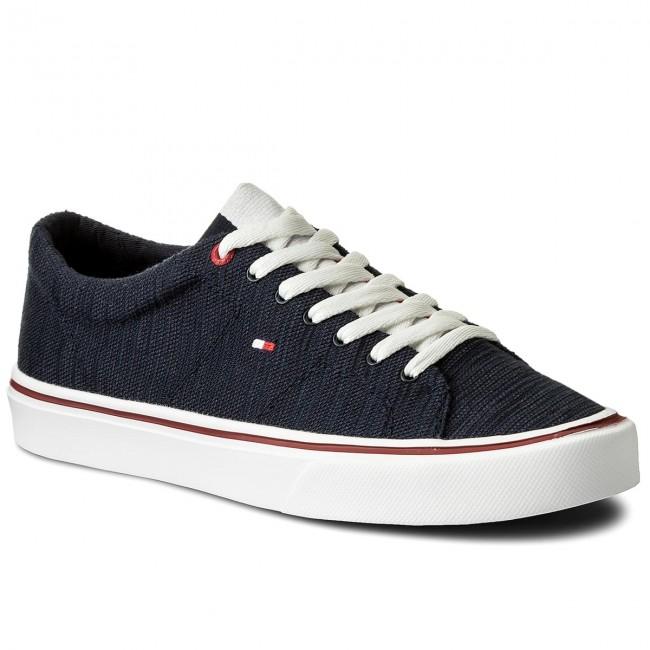 HILFIGER Knit Lightweight Plimsolls Sneaker FM0FM01349 TOMMY aqv5wZ