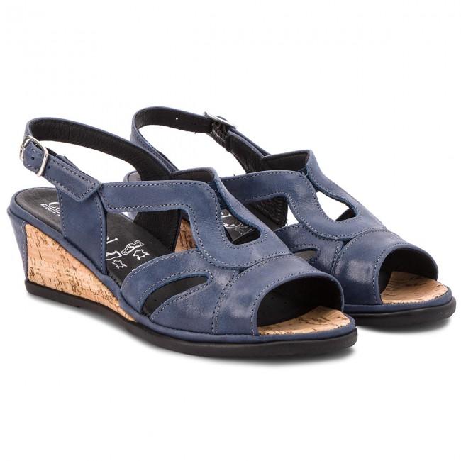 Sandalen Comfortabel - 710869 Cobalt 5 bmdmS