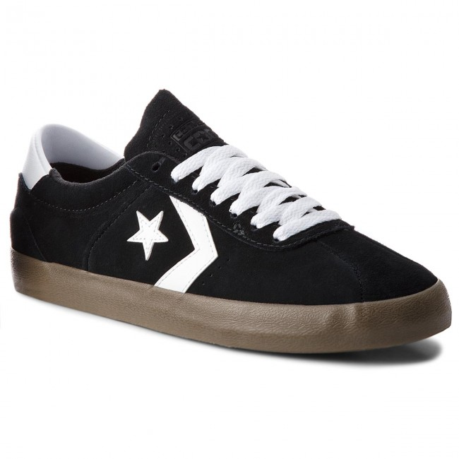 bd01a098dc862d Sneakers CONVERSE - Breakpoint Pro Ox 160543C Black White Gum ...