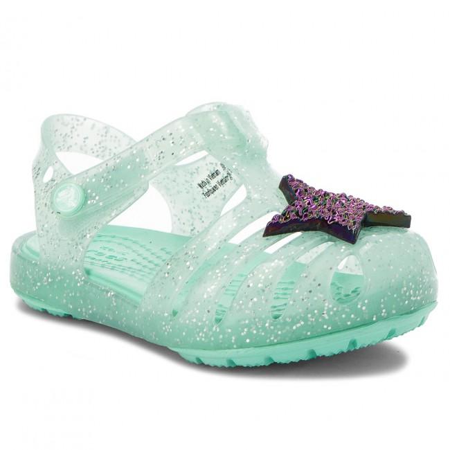 a480b89b8ab Sandals CROCS - Isabella Novelty Sandal 205038 Mint - Sandals ...