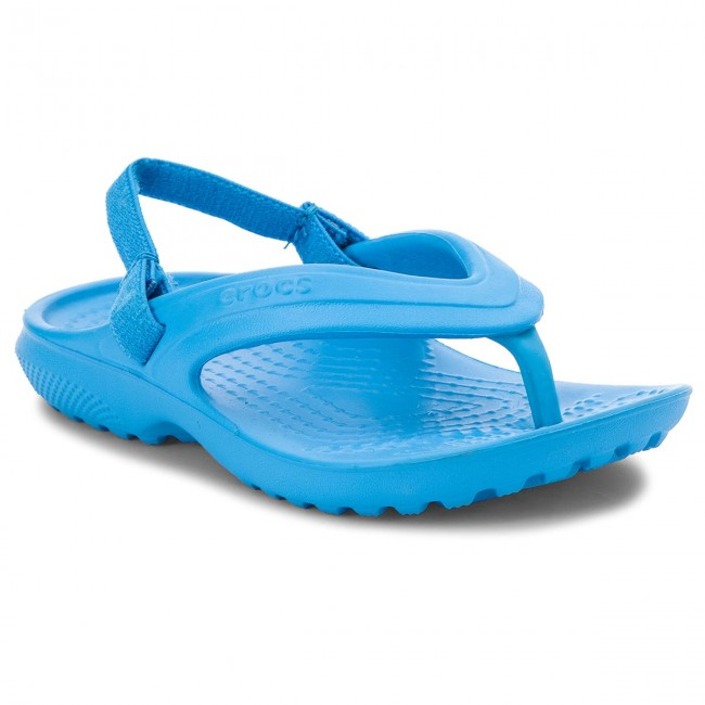 81ba3ad65c42 Sandals CROCS - Classic Flip K 202871 Ocean - Sandals - Clogs and ...