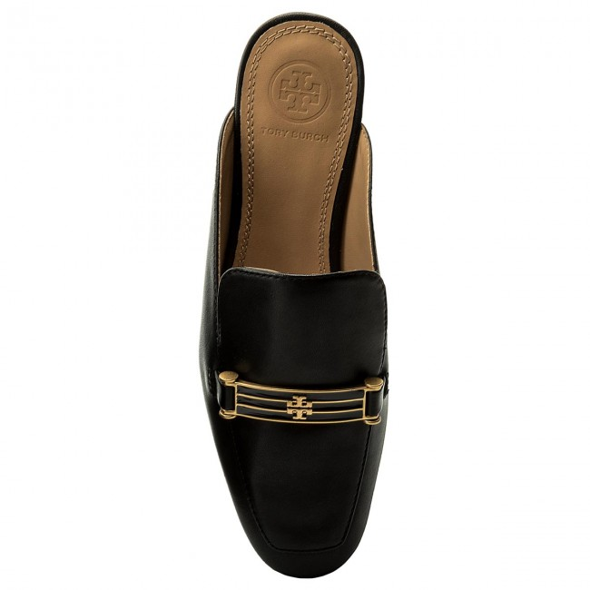 eb48d4cec2b5 Slides TORY BURCH - Amelia Backless Loafer 48282 Perfect Black 006 - Casual  mules - Mules - Mules and sandals - Women s shoes - www.efootwear.eu