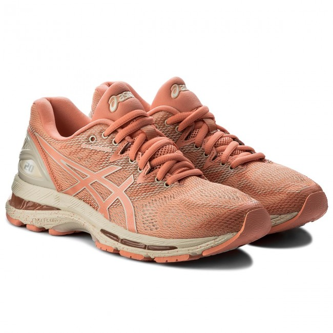 c378f12138ae Shoes ASICS - Gel-Nimbus 20 Sp T854N Cherry Coffee Blossom 0606 - Indoor -  Running shoes - Sports shoes - Women s shoes - www.efootwear.eu