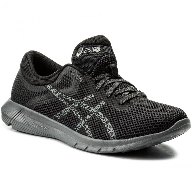 Shoes ASICS - Nitrofuze 2 T7E3N Carbon/Black/Carbon 9790