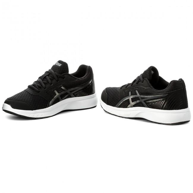 Shoes ASICS - Stormer 2 T893N Black/Carbom/White 9097