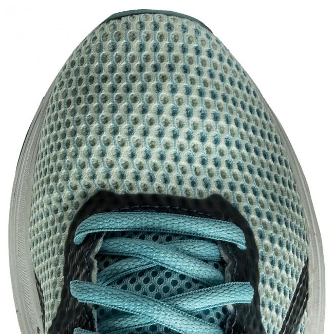 Shoes ASICS Gel Phoenix 9 T872N Porcelain BlueSilverFlash Coral 1493
