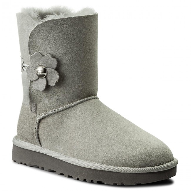 Schuhe UGG - W Bailey Button Poppy 1092294 W/Che xNjsOUmiyj