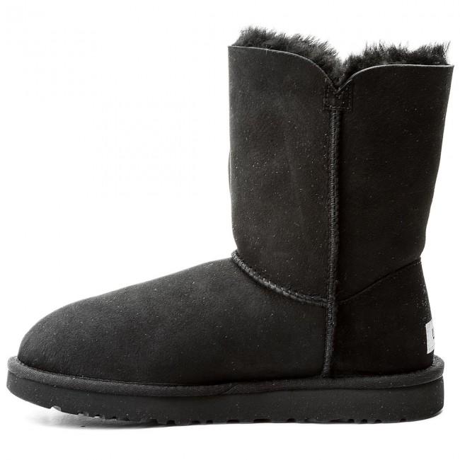 Schuhe UGG - W Daelynn 1019983 W/Blk Luq3BtjUOB