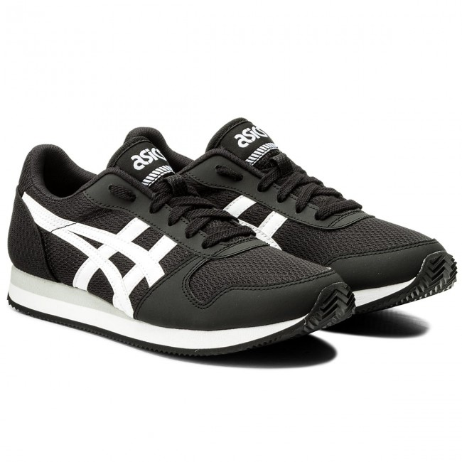 Sneakers ASICS - TIGER Curreo II HN7A0 Black/White 9001