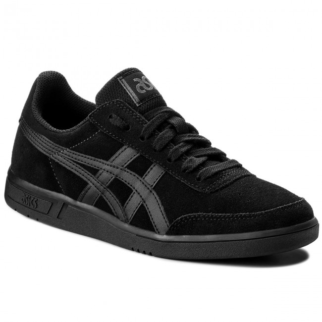 Pas Cher Authentique Geniue Stockiste Prix Pas Cher Baskets Patriot 10 1011A131 Black WhiteAsics ivliBDG