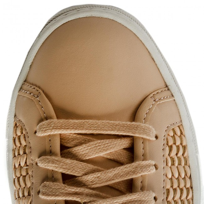 9339e8454592 Sneakers LE COQ SPORTIF - Jane Woven 1810030 Peach Puree Tan - Sneakers -  Low shoes - Women s shoes - www.efootwear.eu